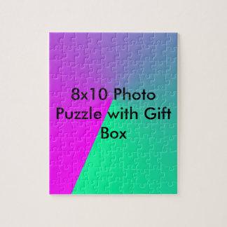 Le rose colore des images puzzle