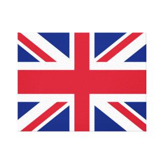 Le Royaume-Uni/toile britannique de drapeau (d'Uni Toiles
