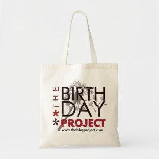 Le sac fourre - tout à projet d'anniversaire