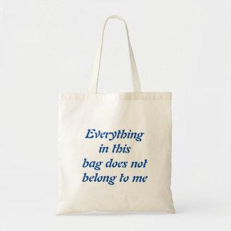 Le sac fourre-tout de la mère