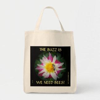 le sac fourre-tout pour des amants d'abeille