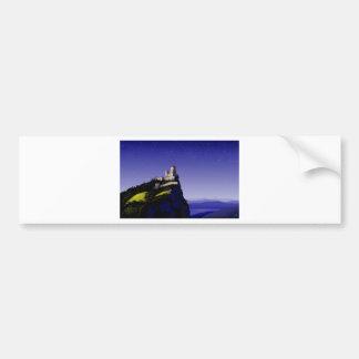 Le Saint-Marin haut Rez.jpg Autocollant De Voiture