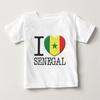 Le Sénégal T-shirt Pour Bébé