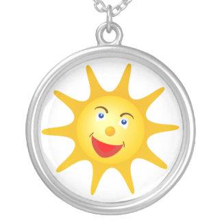 Le soleil heureux collier