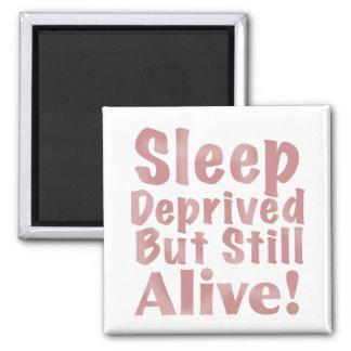 Le sommeil déshérité mais encore vivant dans aimant