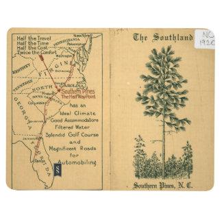 """""""Le Southland, pin du sud, livre de tourisme de"""