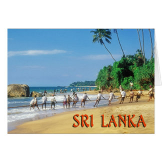 Le Sri Lanka Carte
