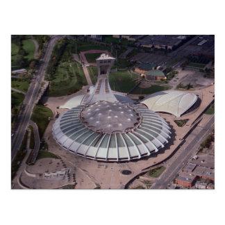 Le Stade Olympique, Montréal, Québec, Canada Carte Postale