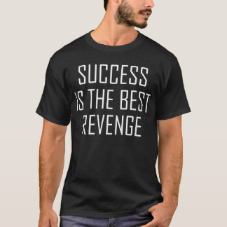 Le succès est le meilleur T-shirt Tumblr de