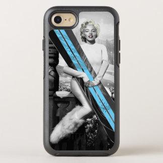 Le surf des neiges de Marilyn Coque Otterbox Symmetry Pour iPhone 7
