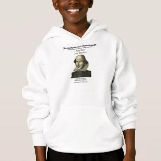 Le sweat - shirt à capuche de base des enfants