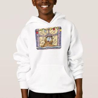 Le sweat - shirt à capuche de l'enfant de