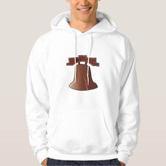 Le sweat - shirt à capuche des hommes de Liberty