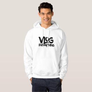 Le sweat - shirt à capuche des hommes originaux de