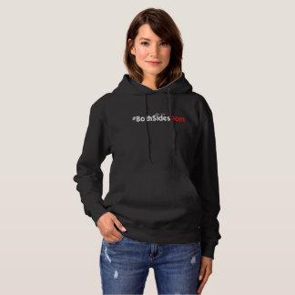 Le sweatshirt à capuchon de base des femmes -