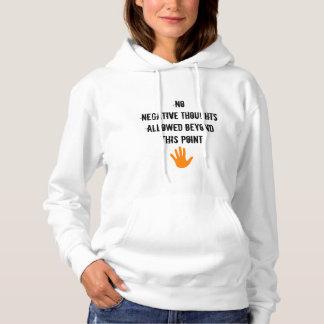 Le sweatshirt à capuchon de base des femmes