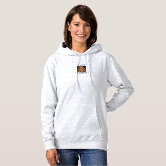 Le sweatshirt à capuchon des femmes confortables