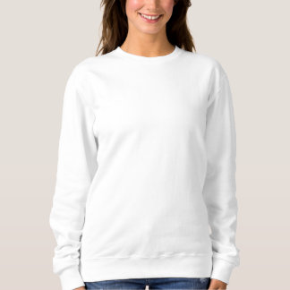 Le sweatshirt brodé des femmes