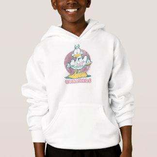 Le sweatshirt de l'enfant de Quackers