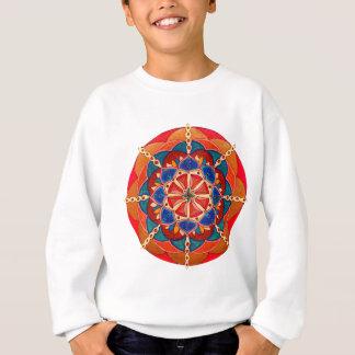 Le sweatshirt de l'enfant fait sur commande