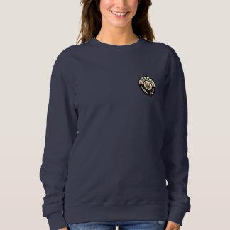 Le sweatshirt des femmes de bière de gingembre de