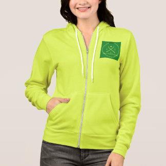 Le sweatshirt des femmes par QueenCityCreativity