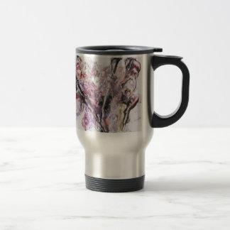 Le symbole de la paix mug de voyage