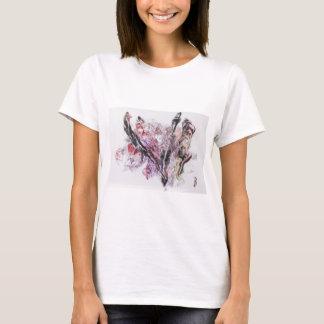 Le symbole de la paix t-shirt