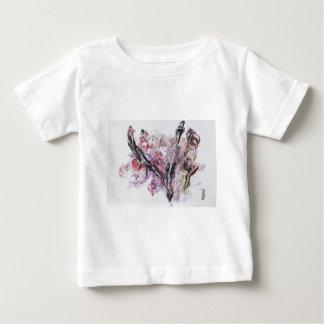 Le symbole de la paix t-shirt pour bébé