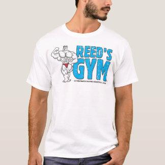 Le T-shirt affligé par GYMNASE du ROSEAU