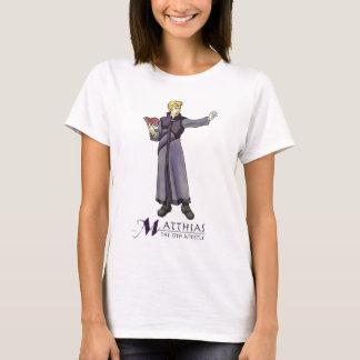 Le T-shirt chrétien des femmes de Matthias