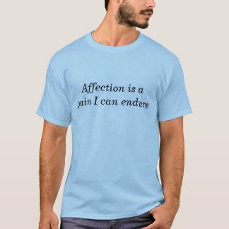 Le T-shirt d'affection