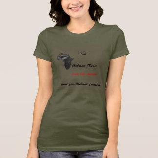 Le T-shirt d'armée de confiance d'Alkebulan