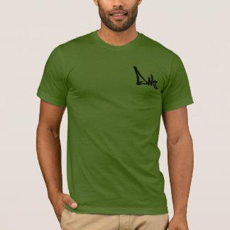 Le T-shirt d'ayahuasca de DMT de molécule d'esprit