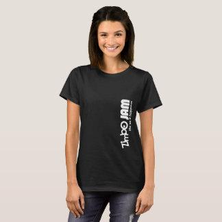 Le T-shirt de base des femmes de confiture de