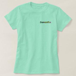 Le T-shirt de base des femmes de Samantha