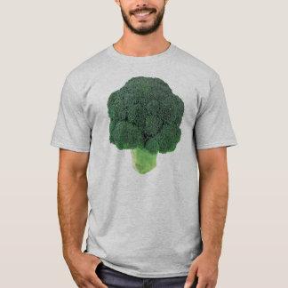 Le T-shirt de base des hommes de brocoli