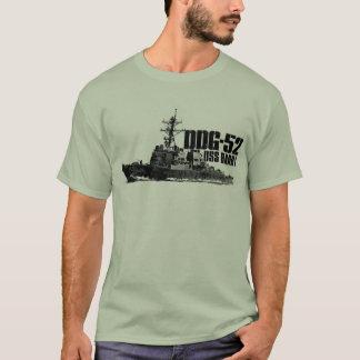 Le T-shirt de base des hommes de DDG-52 Barry