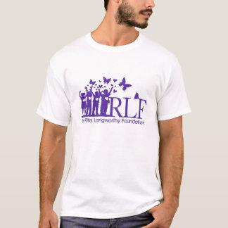 Le T-shirt de base des hommes de logo de signature