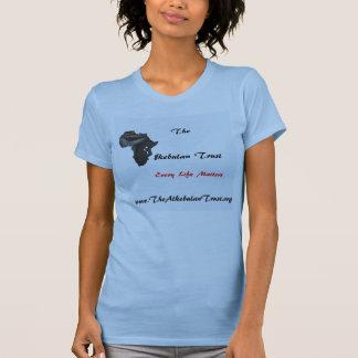 Le T-shirt de bleus layette de confiance