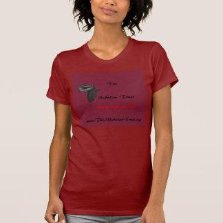 Le T-shirt de canneberge de confiance d'Alkebulan