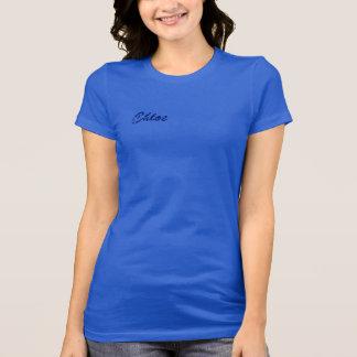 Le T-shirt de Chloe