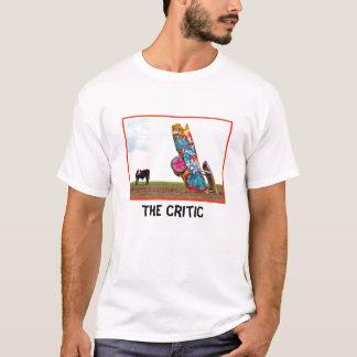 LE T-SHIRT DE CRITIQUE