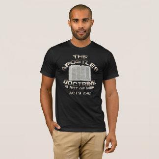 Le T-shirt de doctrine d'apôtres