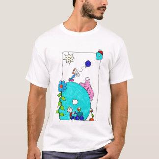 Le T-shirt de la lettre D