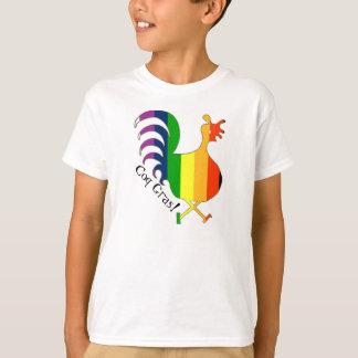 Le T-shirt de l'enfant de Coq Gras