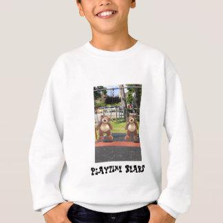 Le T-shirt de l'enfant de nounours heures de
