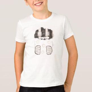 Le T-shirt de l'enfant de prison de nuage