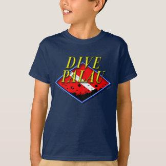 Le T-shirt de l'enfant des Palaos de piqué