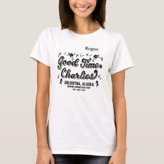Le T-shirt de l'escroc